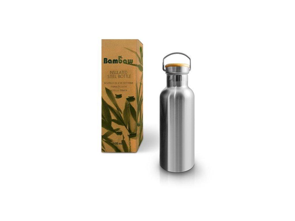BamBaw Termo nerezová láhev (Barva 500ml)