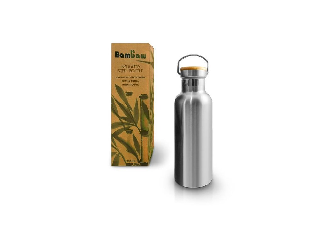 BamBaw Termo nerezová láhev (Barva 750ml)