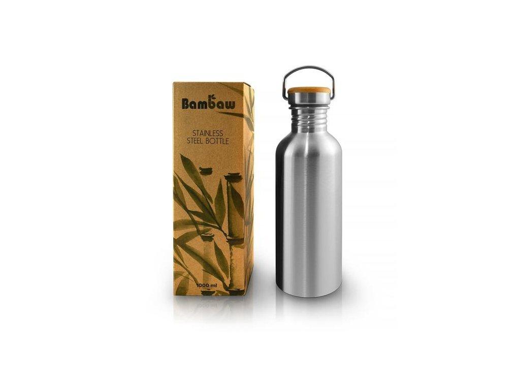 BamBaw Nerezová láhev (Barva 500ml)