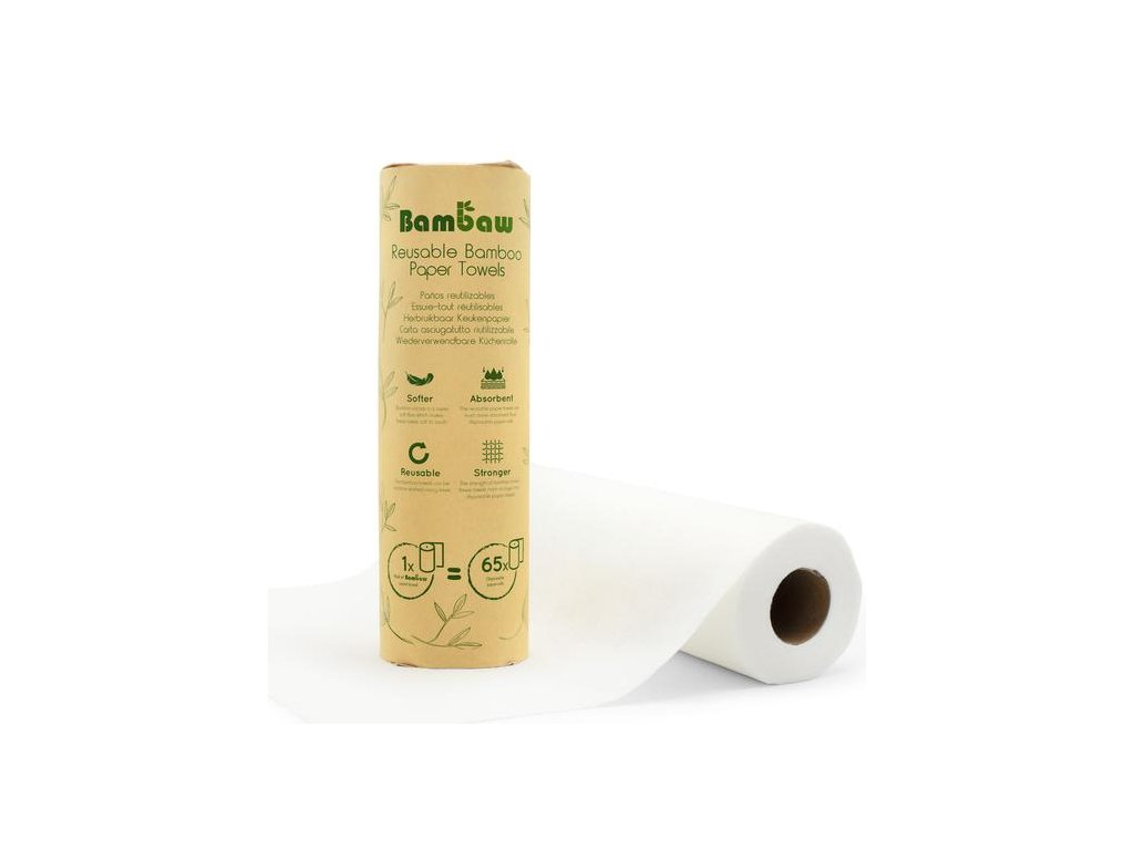 2112 bambaw bambusove uterky na opakovane pouziti 20 ks 28x28 cm 20 ks
