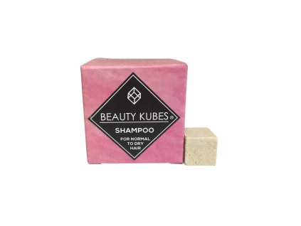 Beauty Kubes - normální až suché vlasy