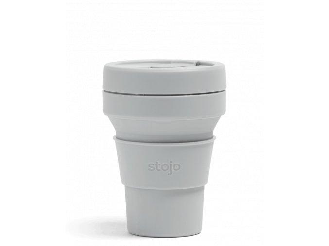 Skladací pohár Stojo - Kolekcia Tribeca - Cashmere