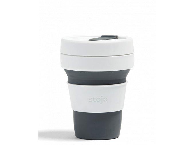 Skladací pohár Stojo - Slate