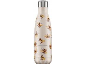 Nerezová fľaška Chilly's - Emma Bridgewater - Bumblebees