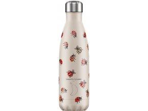 Nerezová fľaška Chilly's - Emma Bridgewater - Ladybird