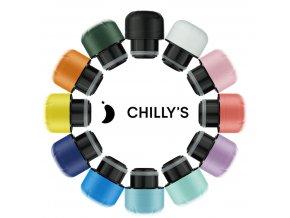 Uzáver pre nerezové fľašky Chilly's
