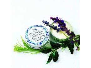 Relaxačný krém pre zmiešanú pleť - Arganový olej, levanduľa