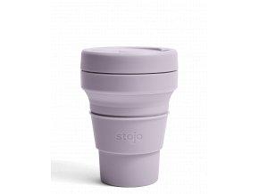 Skladací pohár Stojo - Kolekcia Spring - Lilac