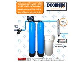 Ecomix 1054EA duplex