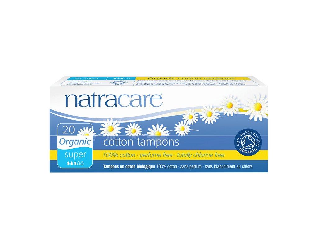 Natracare tampony higieniczne Super