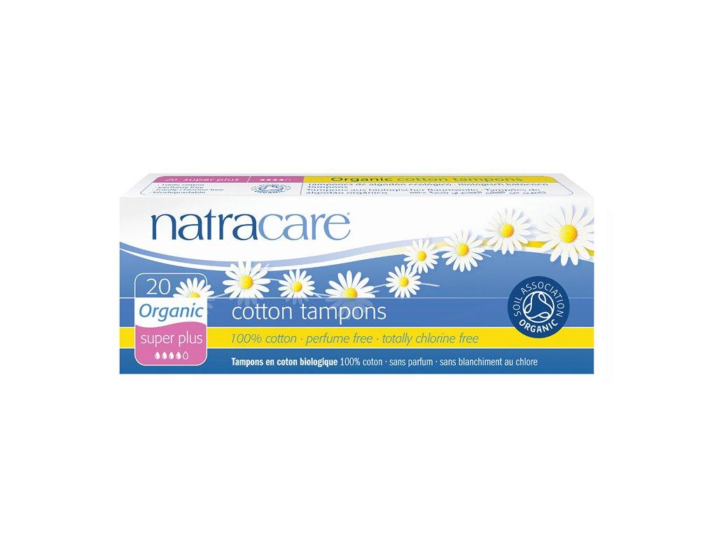 Natracare tampony higieniczne Super Plus