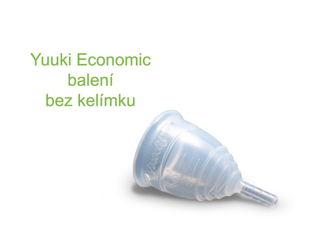 Kubeczek menstruacyjny Yuuki 1 Soft Economic