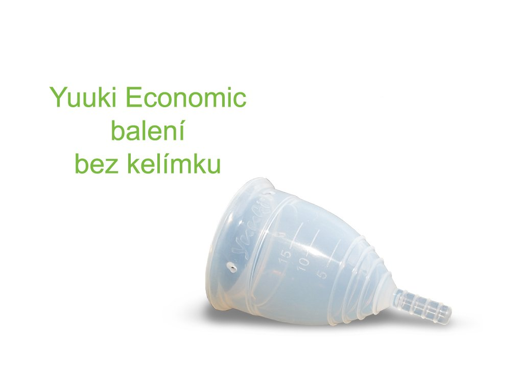 Kubeczek menstruacyjny Yuuki 2 Soft Economic