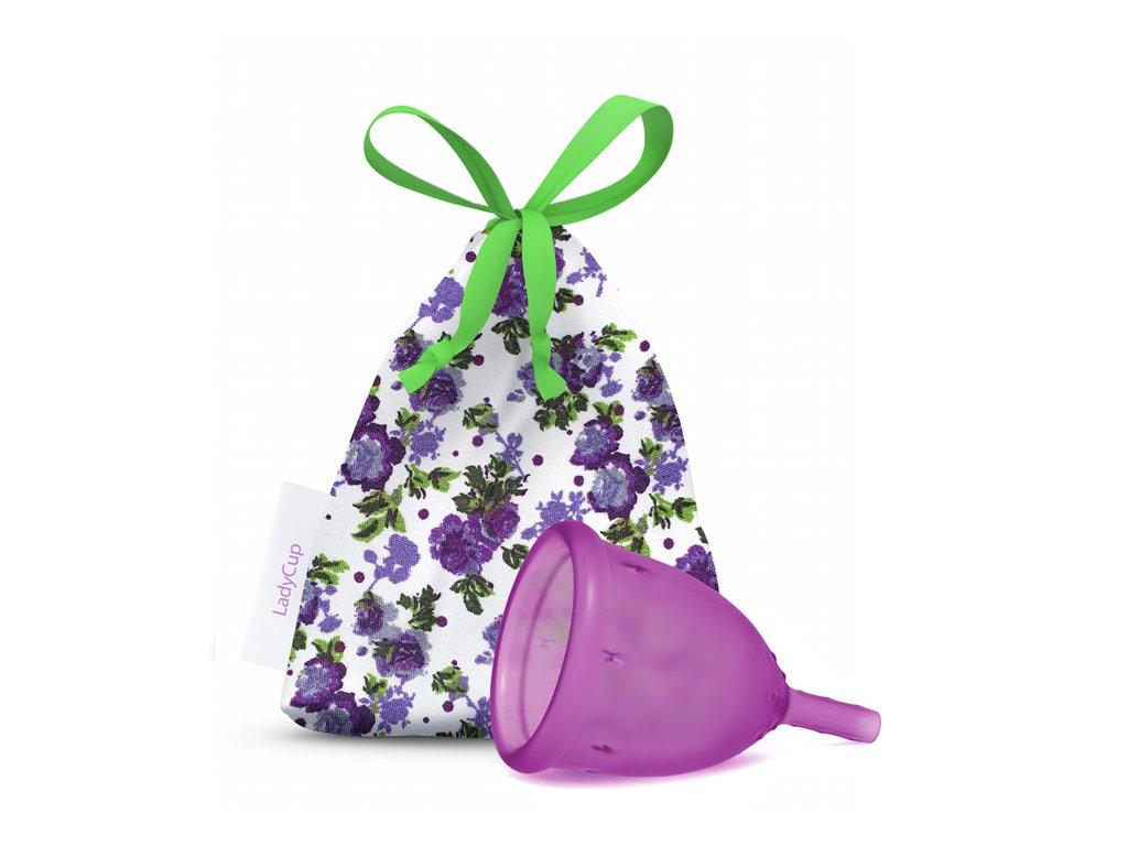 Kubeczek menstruacyjny LadyCup L Letnia śliwka