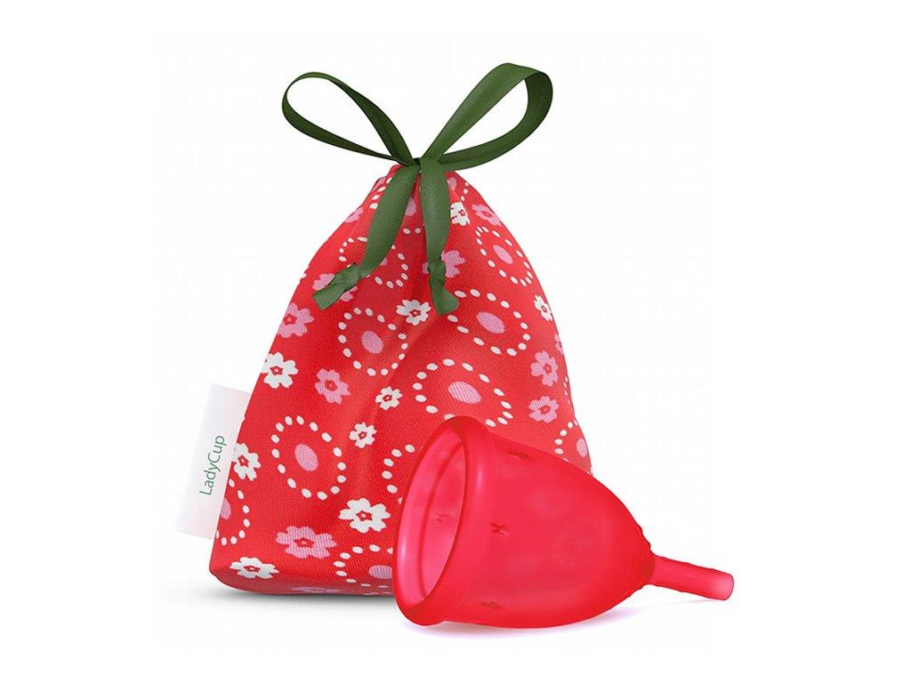 Kubeczek menstruacyjny LadyCup S Dzika wiśnia