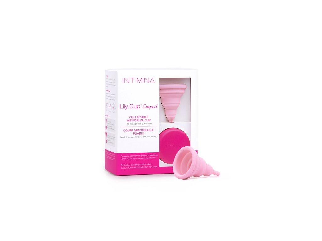 Kubeczek menstruacyjny Lily Cup Compact A