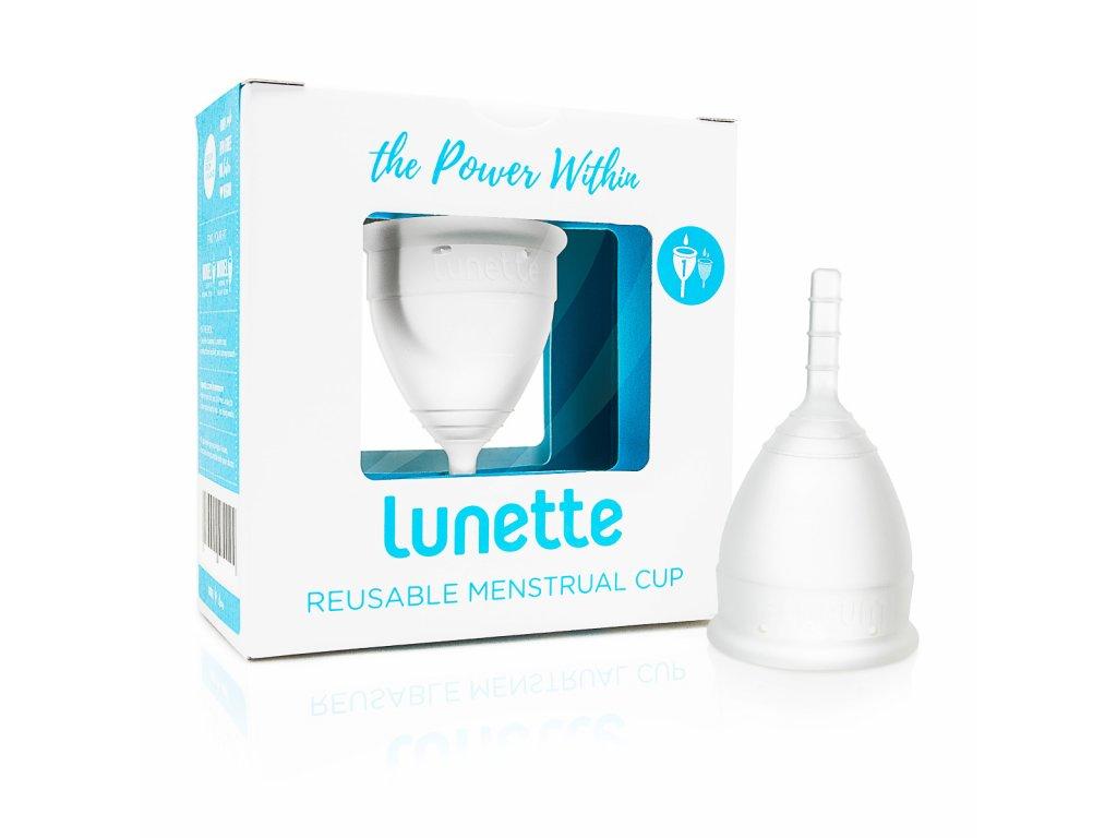 Kubeczek menstruacyjny Lunette model 1