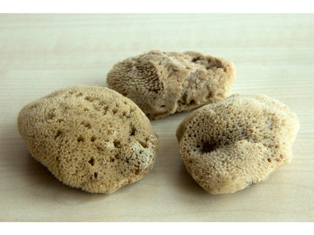 Natural Intimacy Tampony-gąbeczki z naturalnej gąbki 3xM mineralna