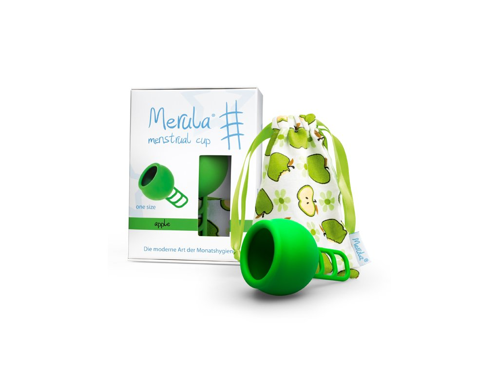 Kubeczek menstruacyjny Merula Cup Apple