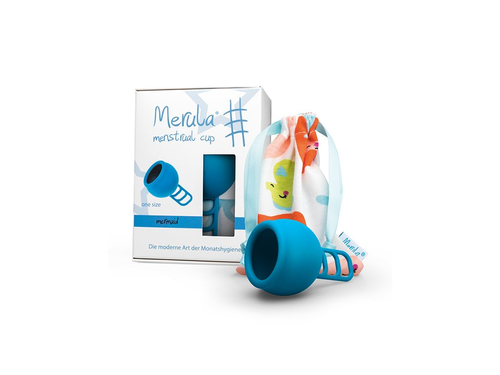 Kubeczek menstruacyjny Merula Cup Mermaid
