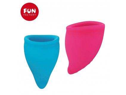 Kubeczek menstruacyjny Fun Cup A (2x)