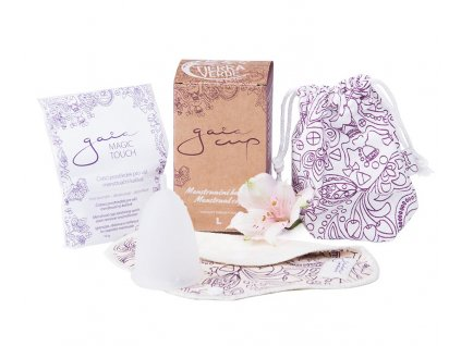 Kubeczek menstruacyjny Gaia cup L
