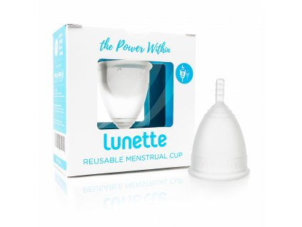 Kubeczek menstruacyjny Lunette model 2