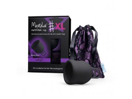 Kubeczek menstruacyjny Merula Cup XL Midnight