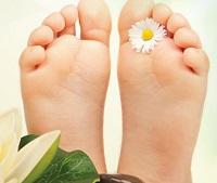 Péče o nohy a klouby