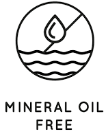Logo Mineral oil free