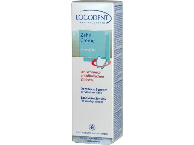 Zubní krém Logona sensitive