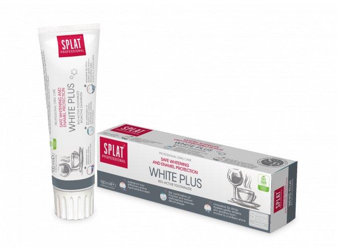 Bělící zubní pasta Splat White Plus