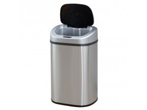 80 litrový bezdotykový koš Oval Helpmation