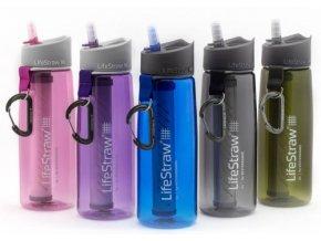 Vodní filtry LifeStraw Go2