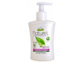 Tekuté mýdlo Winnis Naturel Verde pro intimní hygienu
