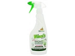 Hypoalergenní čistič na koupelny Econatura Winnis Naturel