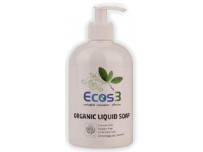Přírodní tekuté mýdlo ecos3 Aloe Vera