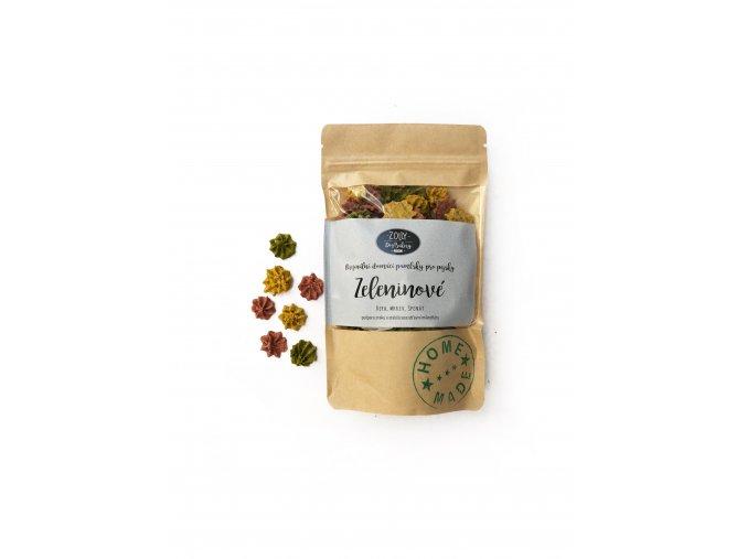 zeleninove sušenky řepa mrkev a špenat zolly dogbakery ecopets