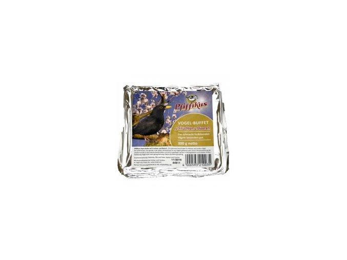 ptaci kolac s bobulemi pfiffikus 1 kus baleni zelenadomacnost ecopets
