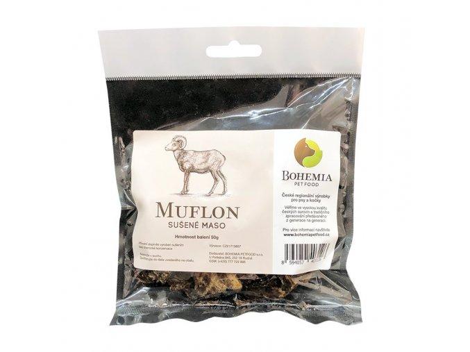 Sušené maso muflon, Ecopets