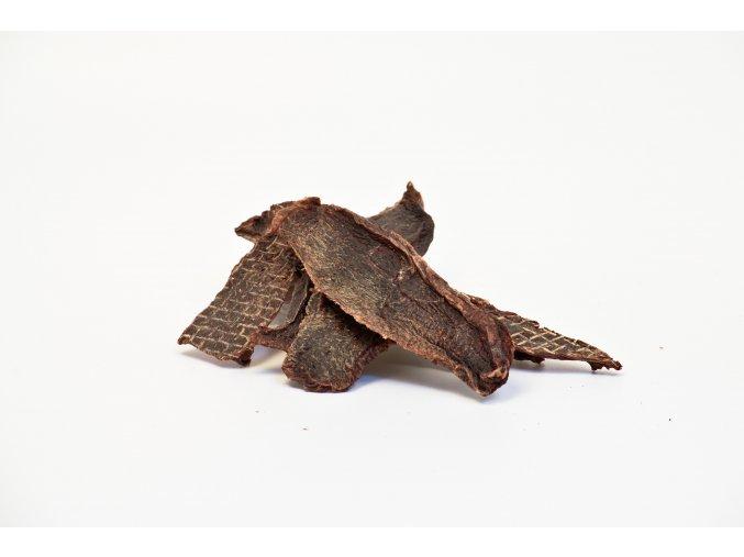 sušený hovězí steak šmakovo