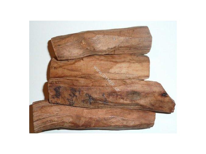 santálové kořenové dřevo vykurovadlo ecopets