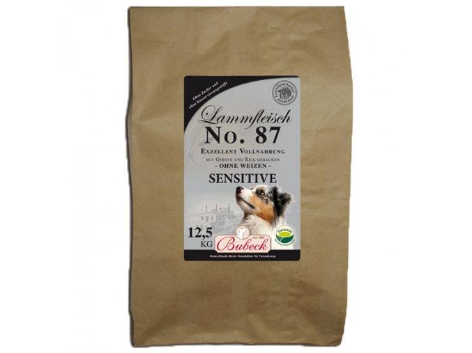 ecopets bubeck trockenfutter no.87 sensitive lammfleisch bei pets premium