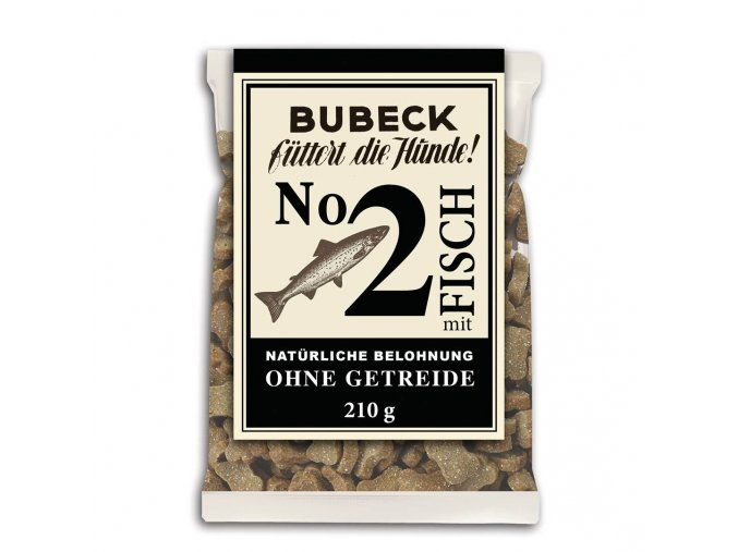 Bubeck ryba no2 ente 210g ecopets