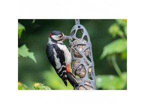 ptaci krmitko na lojove koule sam singing friend z recyklovaneho plastu zelenadomacnost