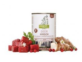 Isegrim FOREST - Jelen s topinambury, brusinkami a divokými bylinkami Ecopets