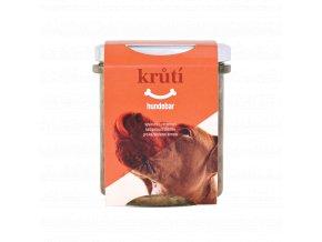 Krůtí maso v skle pro psy, Hundebar, Ecopets