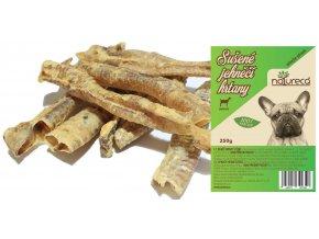 Jehněčí hrtany sušené, Natureca Ecopets