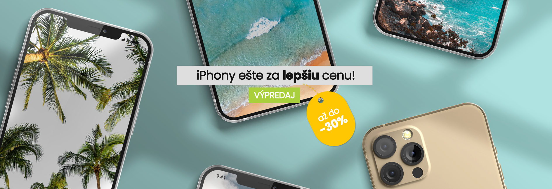 iPhony ešte za lepšiu cenu!