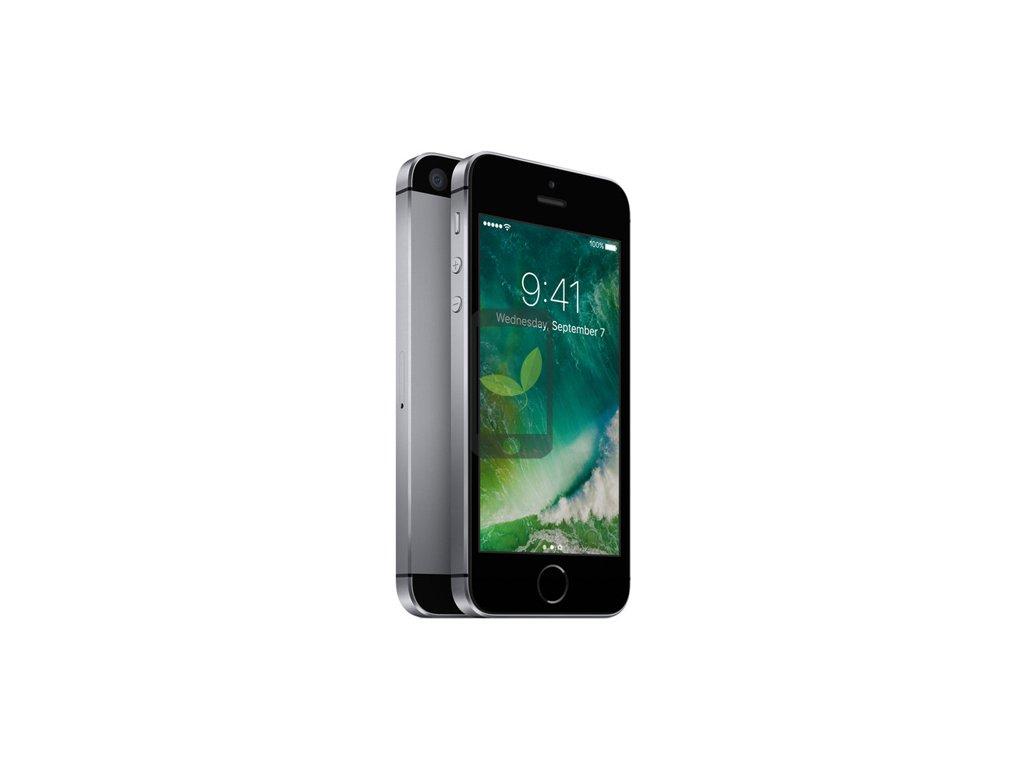 iPhone SE 128gb Space Gray - Repasovaný - Záruka 24 mesiacov